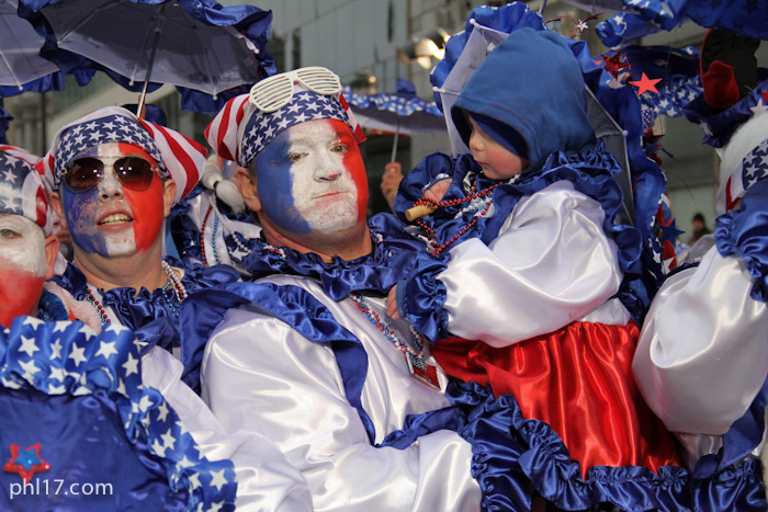 Saints Mummers Parade 2013-0439
