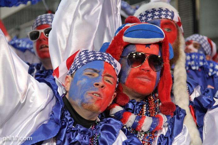 Saints Mummers Parade 2013-0444