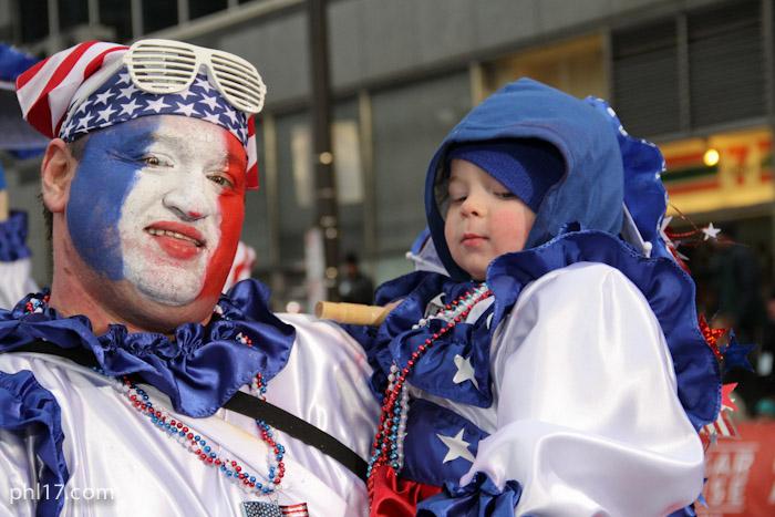 Saints Mummers Parade 2013-0453