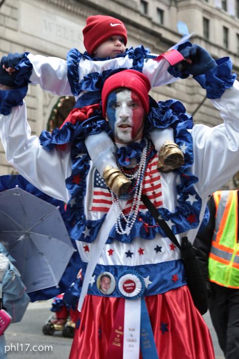 Saints Mummers Parade 2013-2716