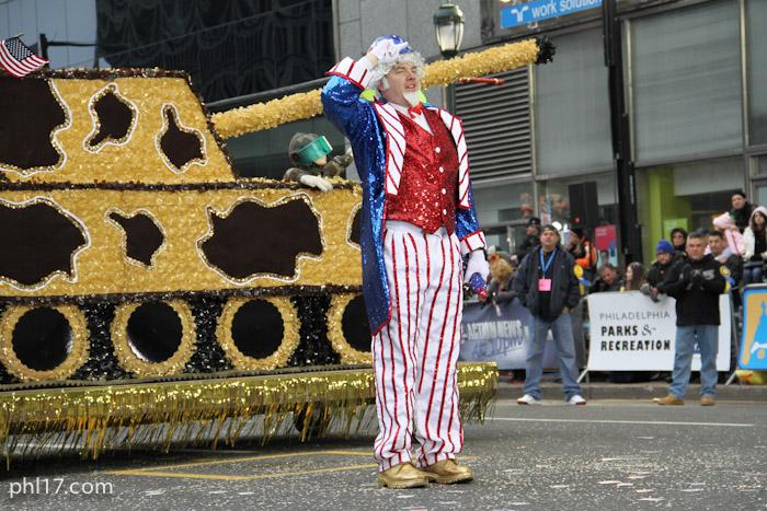 Saints Mummers Parade 2013-9906