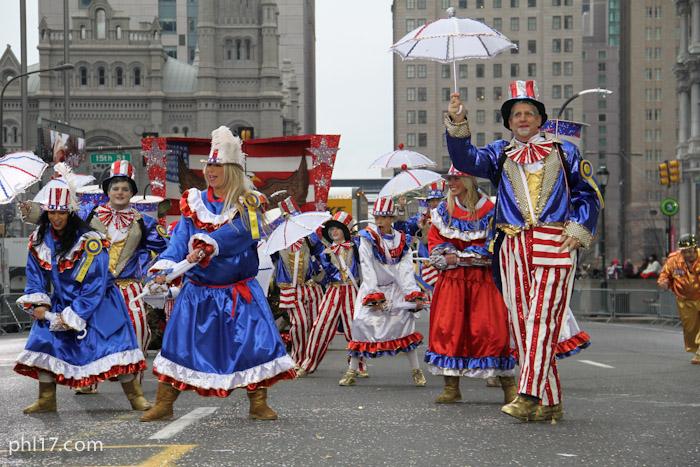 Saints Mummers Parade 2013-9911