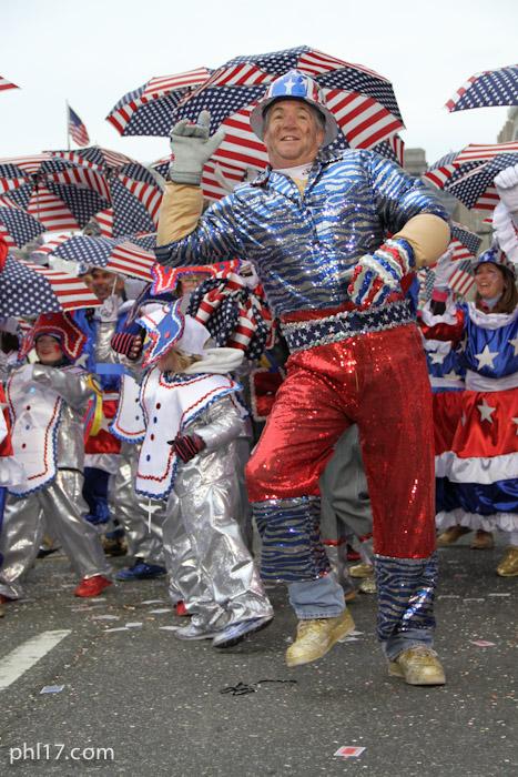 Saints Mummers Parade 2013-9958