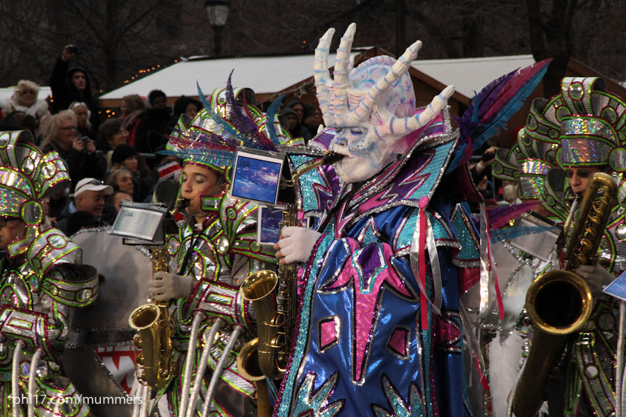 2014 Mummers Parade-0023