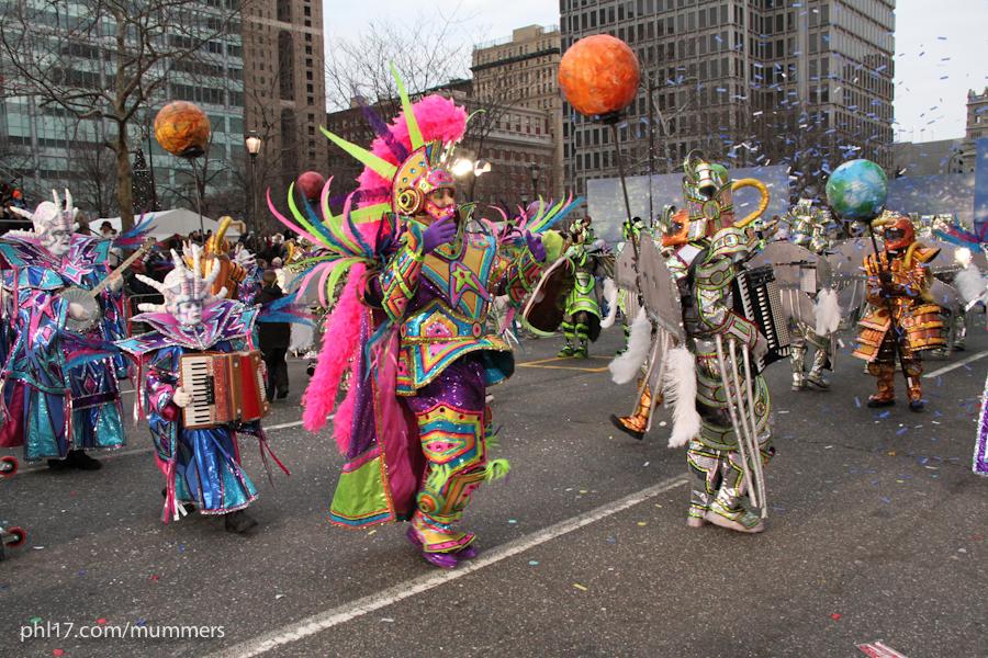 2014 Mummers Parade-0030
