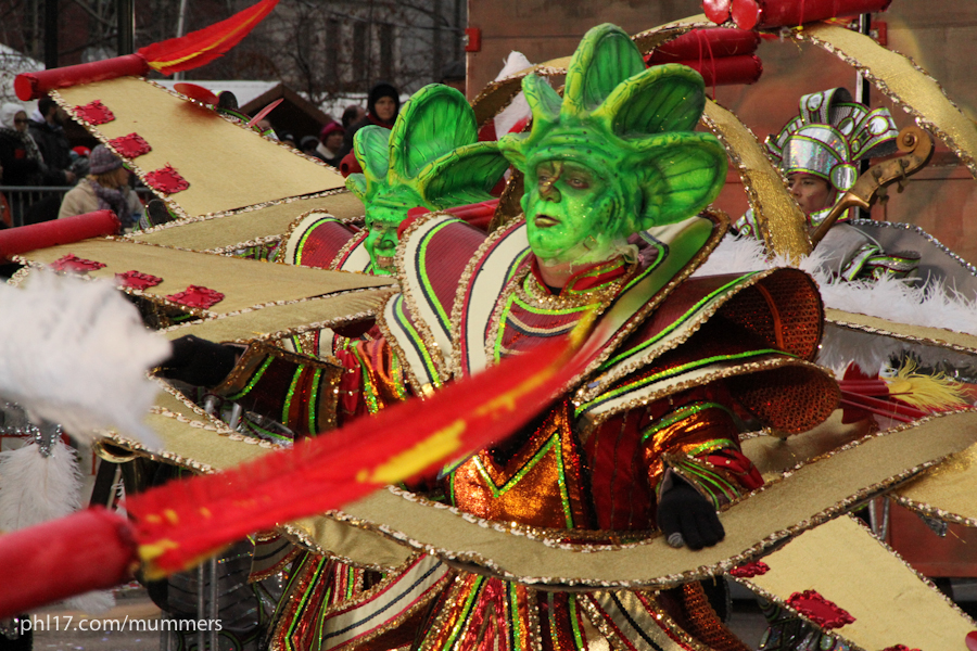 2014 Mummers Parade-0036