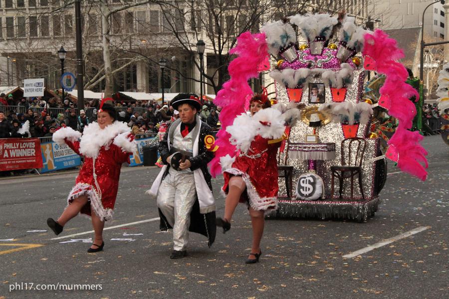 2014 Mummers Parade-0038