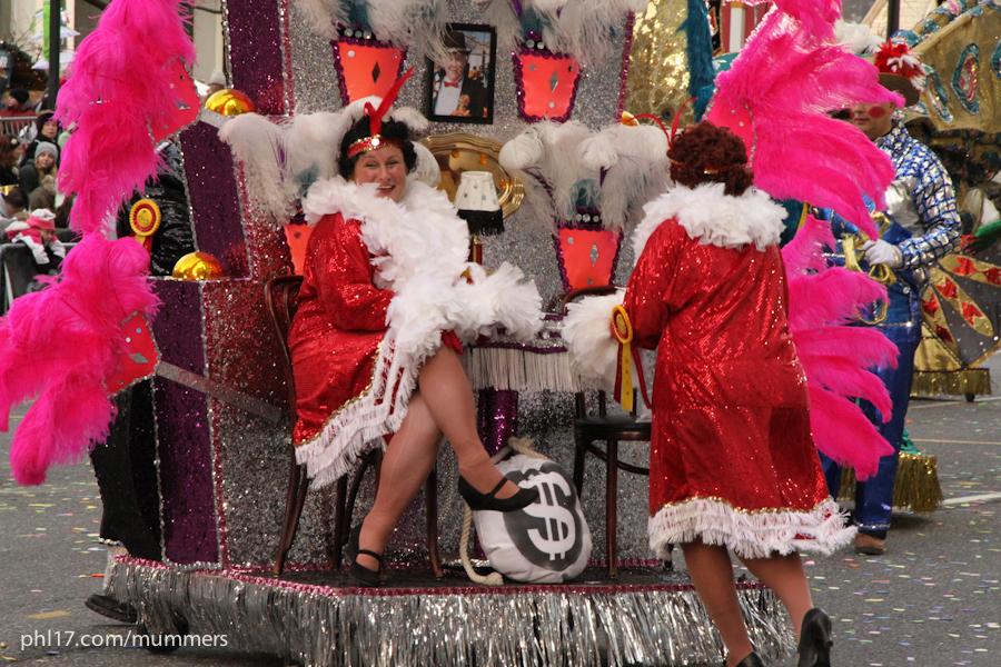 2014 Mummers Parade-0041