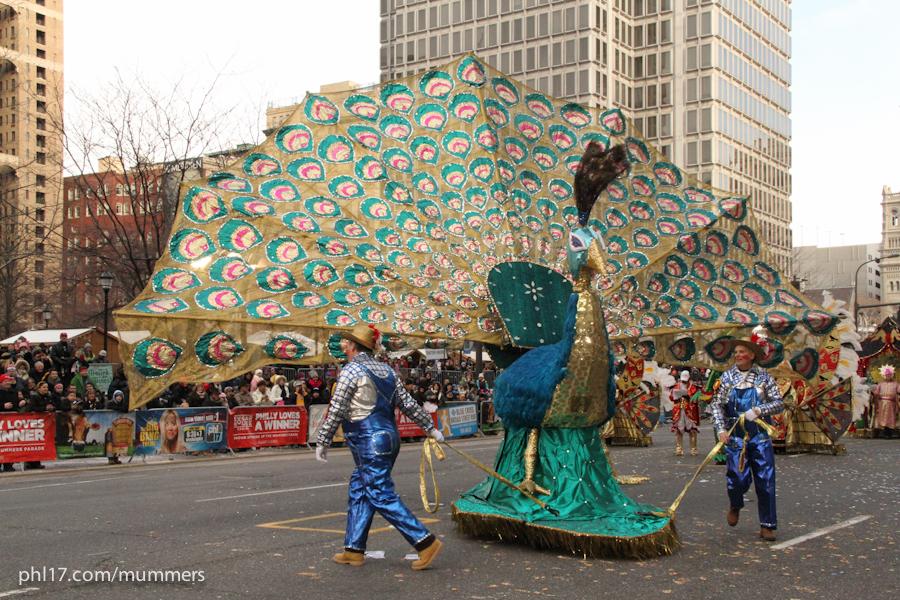 2014 Mummers Parade-0048