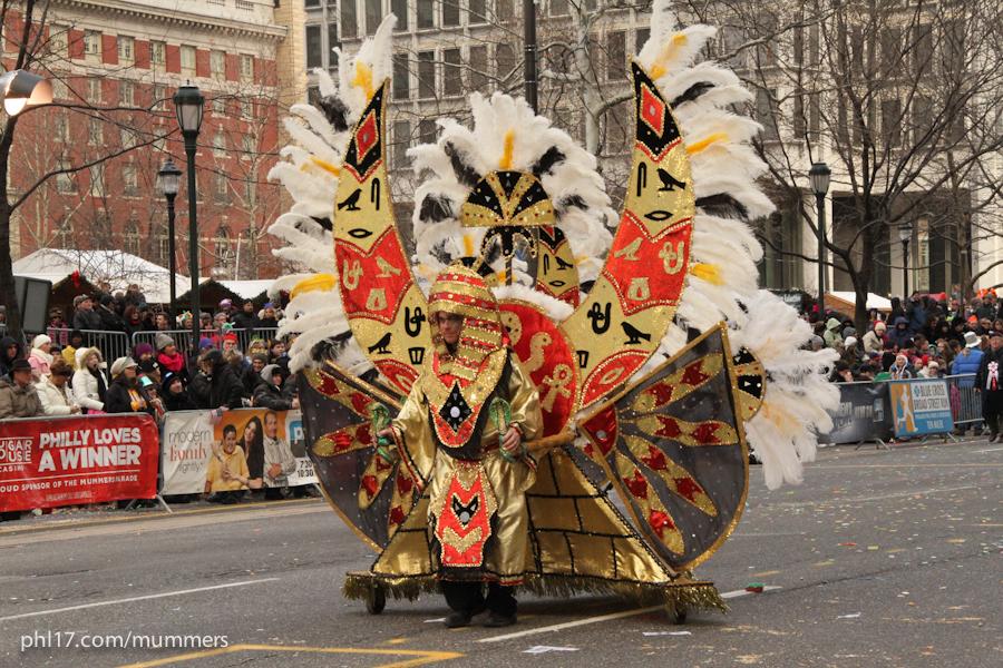 2014 Mummers Parade-0055