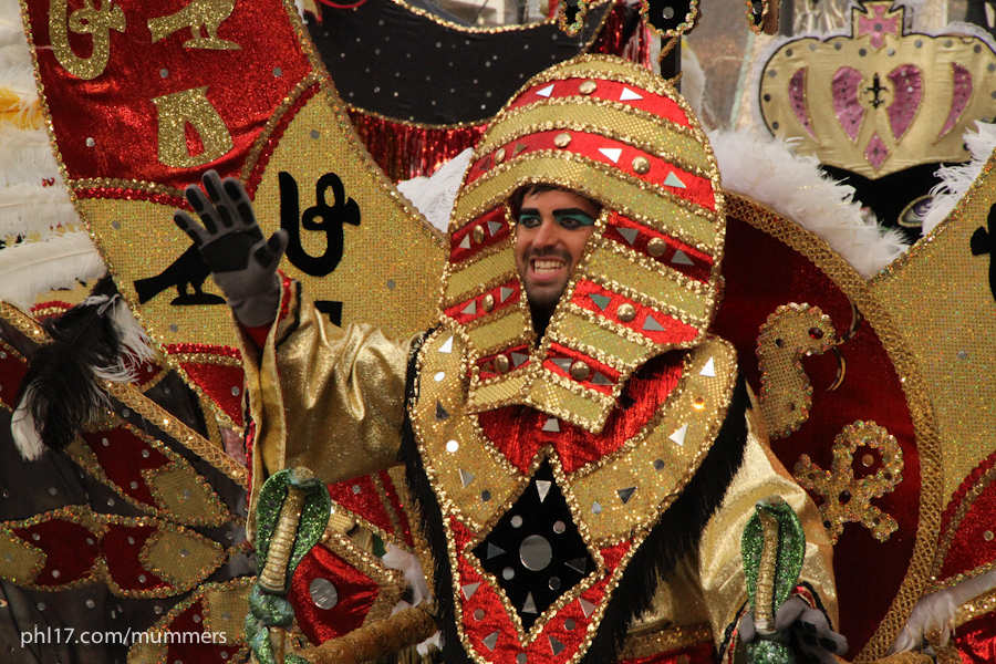 2014 Mummers Parade-0057