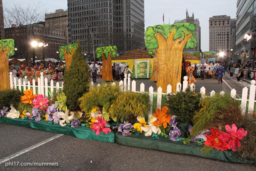 2014 Mummers Parade-0058