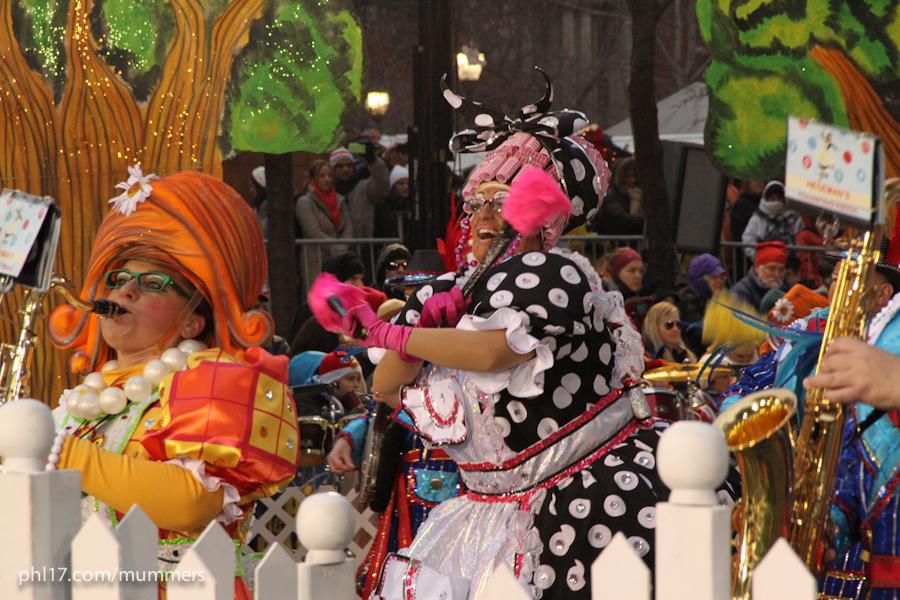 2014 Mummers Parade-0071