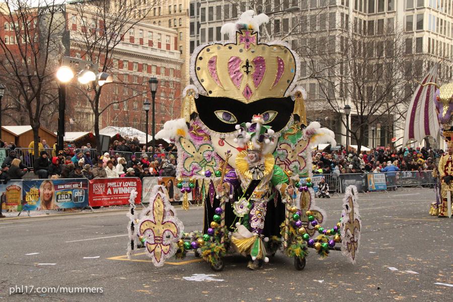 2014 Mummers Parade-0077