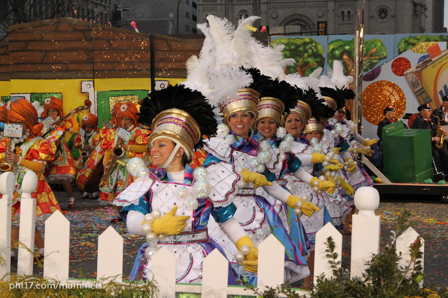 2014 Mummers Parade-0078