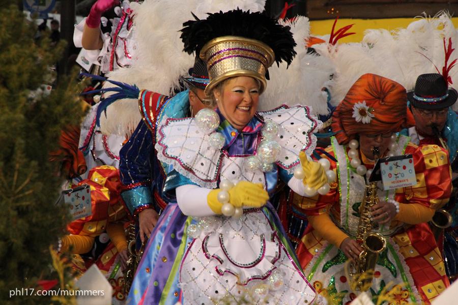 2014 Mummers Parade-0080