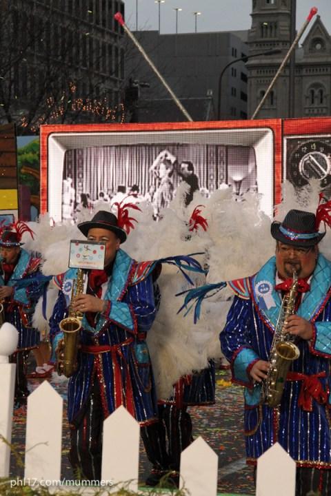 2014 Mummers Parade-0088