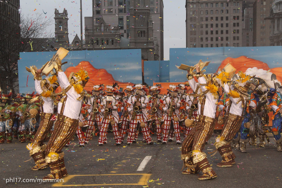 2014 Mummers Parade-0128