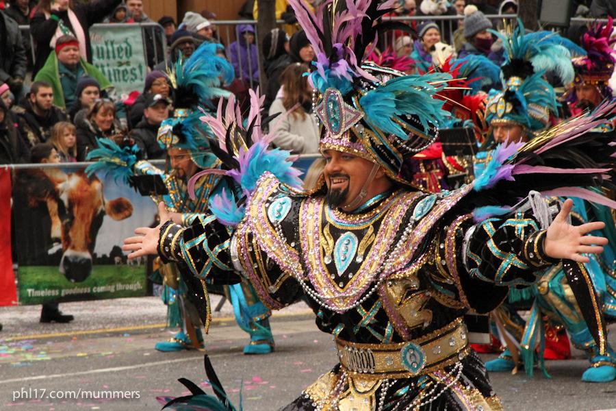 2014 Mummers Parade-0129