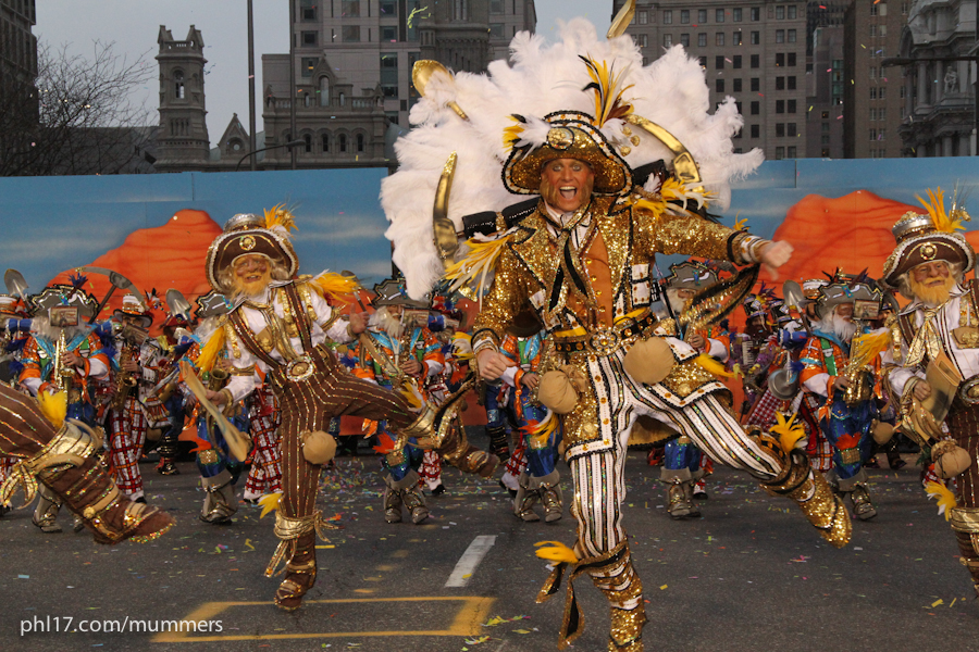 2014 Mummers Parade-0131