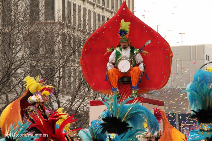 2014 Mummers Parade-0140