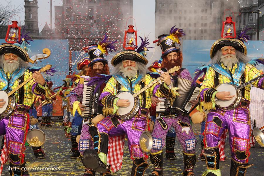 2014 Mummers Parade-0143