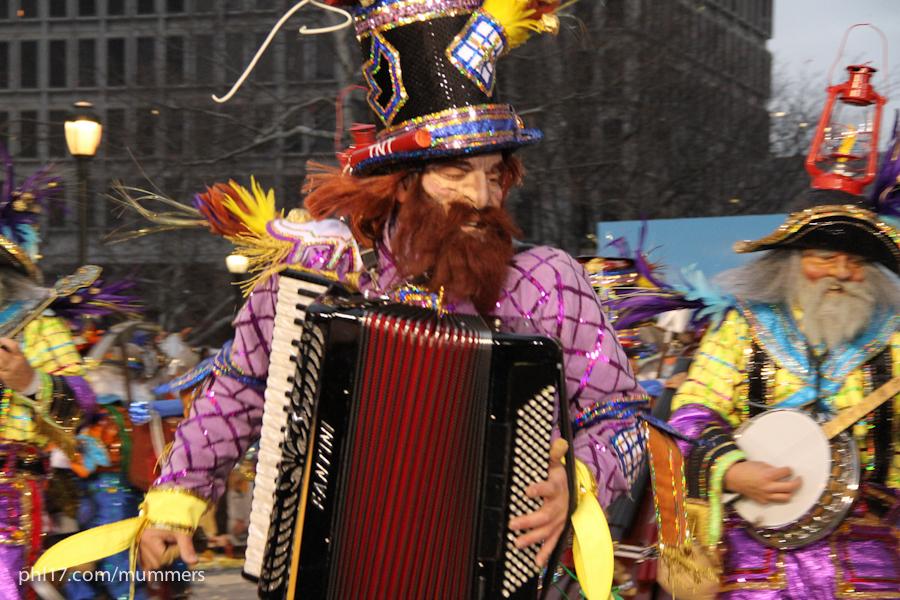 2014 Mummers Parade-0150