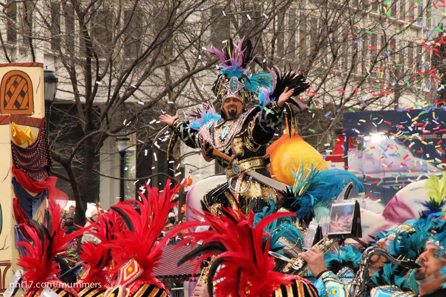 2014 Mummers Parade-0152