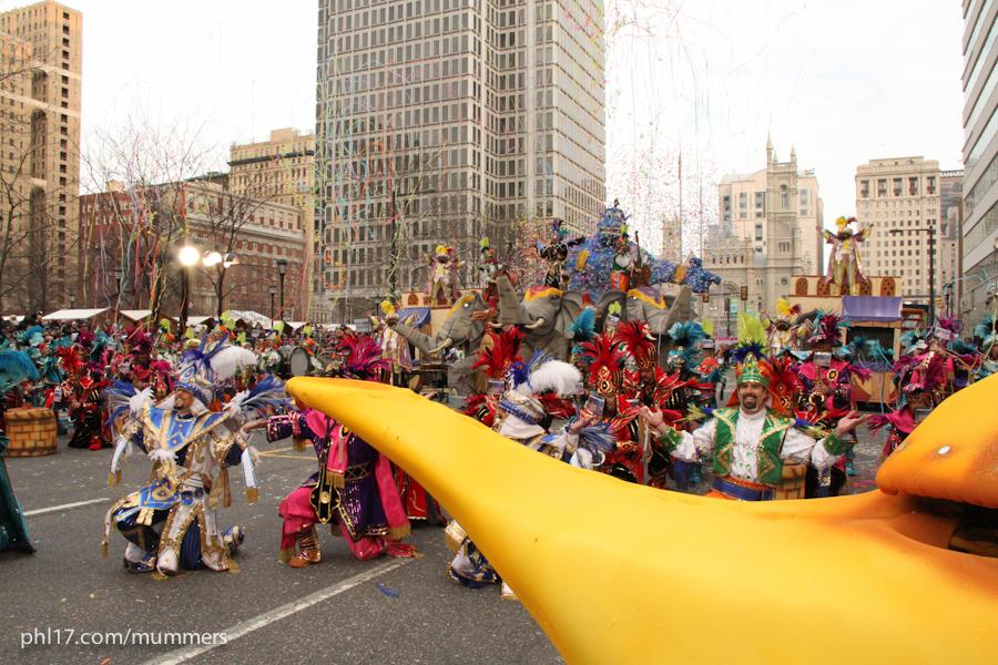 2014 Mummers Parade-0164