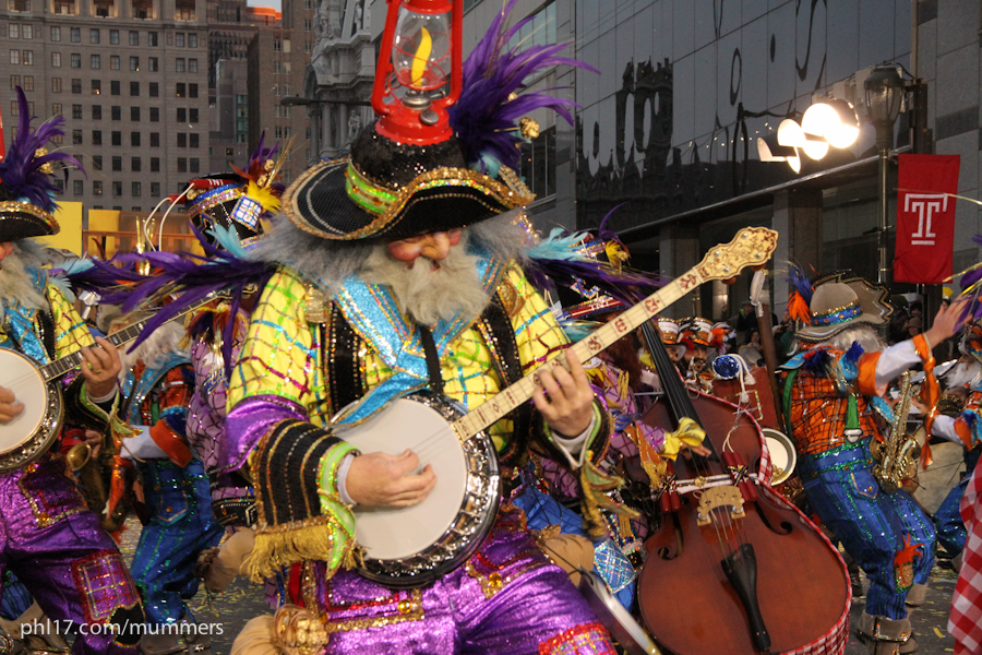 2014 Mummers Parade-0165