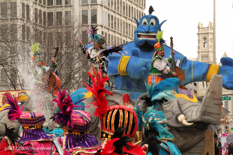 2014 Mummers Parade-0166