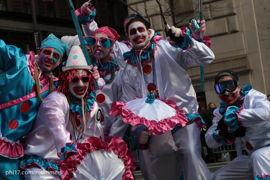 2014 Mummers Parade-0170