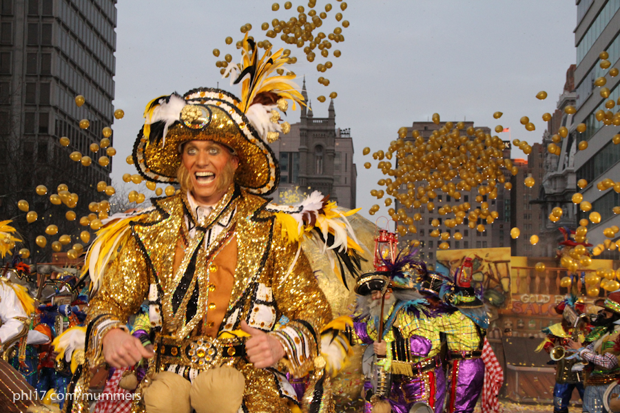 2014 Mummers Parade-0171