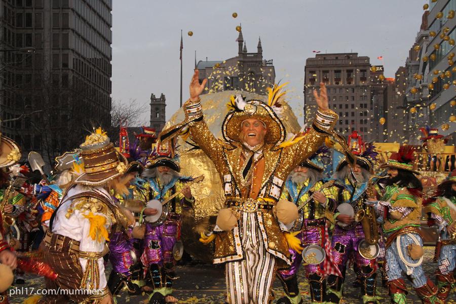 2014 Mummers Parade-0175