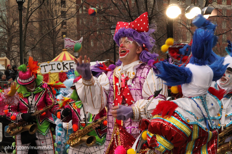 2014 Mummers Parade-0178