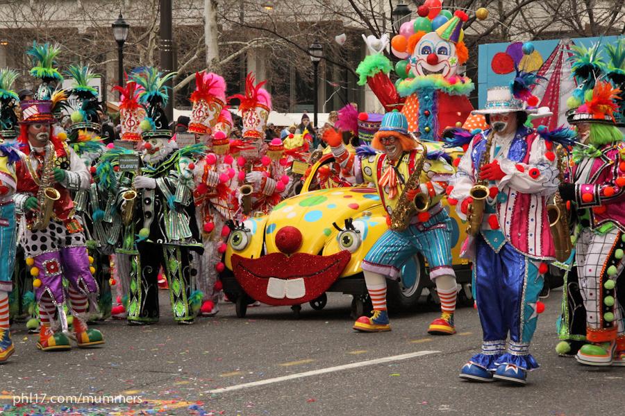 2014 Mummers Parade-0182