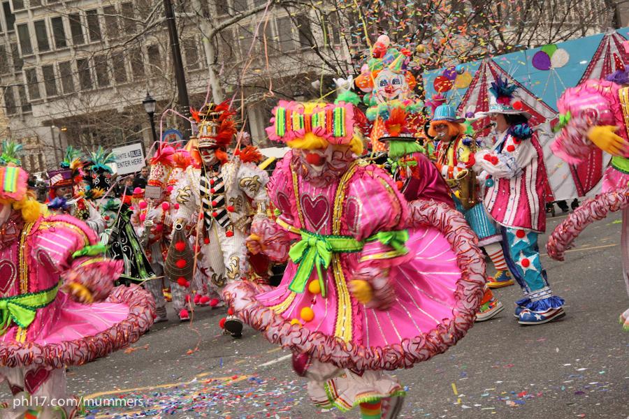 2014 Mummers Parade-0185