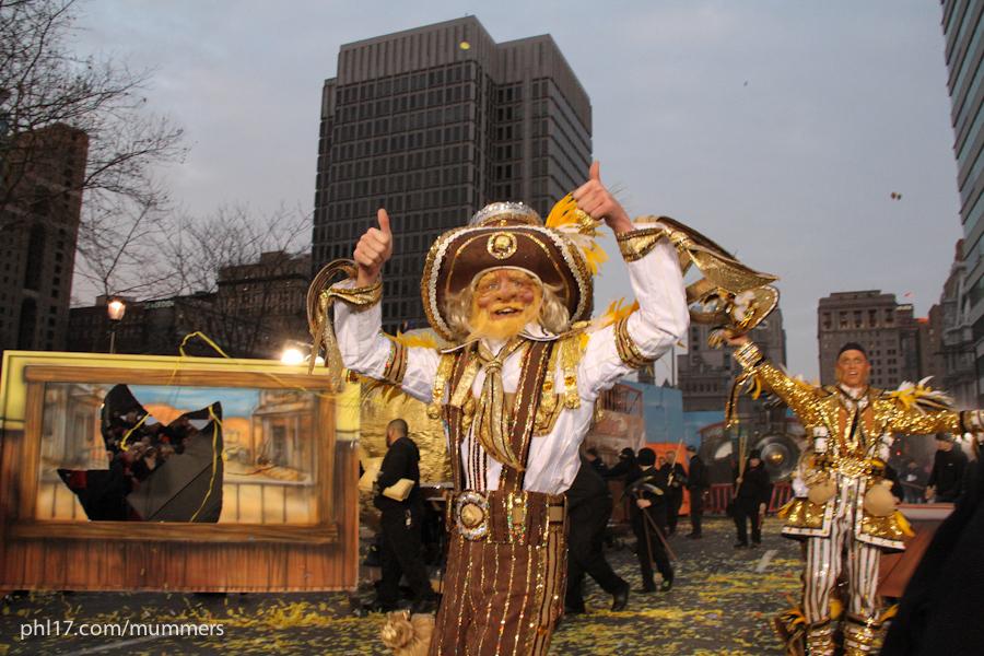 2014 Mummers Parade-0191