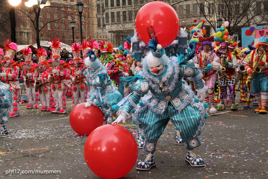2014 Mummers Parade-0195