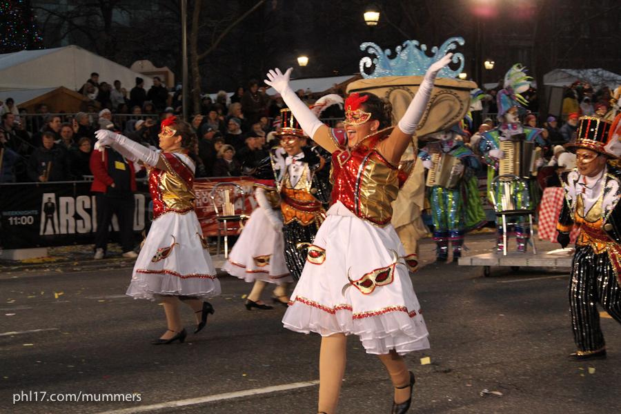 2014 Mummers Parade-0198