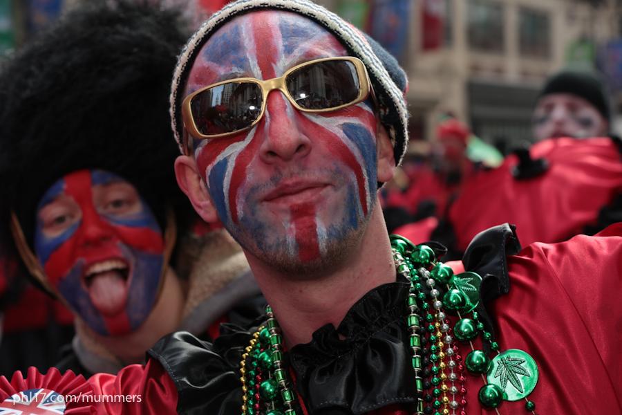 2014 Mummers Parade-0201
