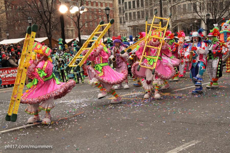 2014 Mummers Parade-0213
