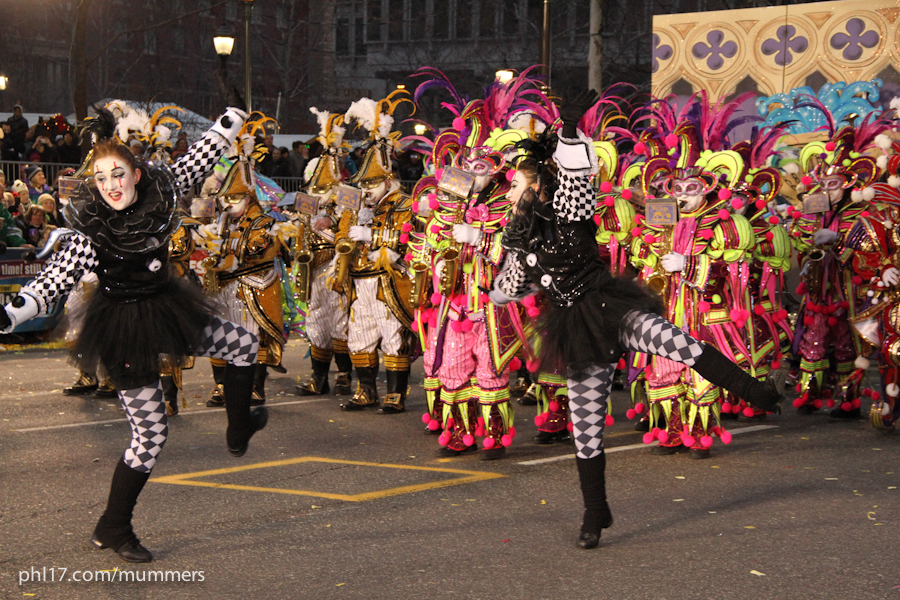 2014 Mummers Parade-0216