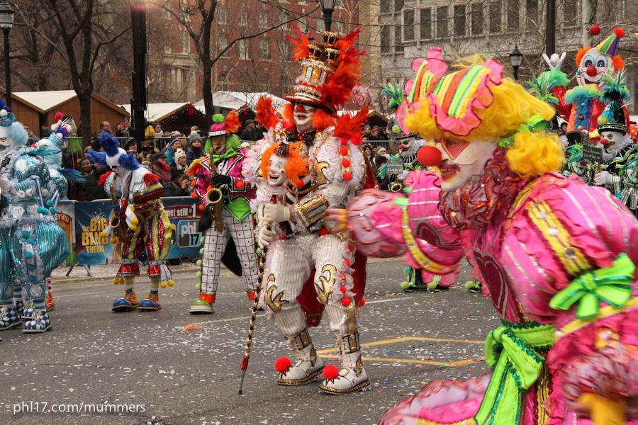 2014 Mummers Parade-0225