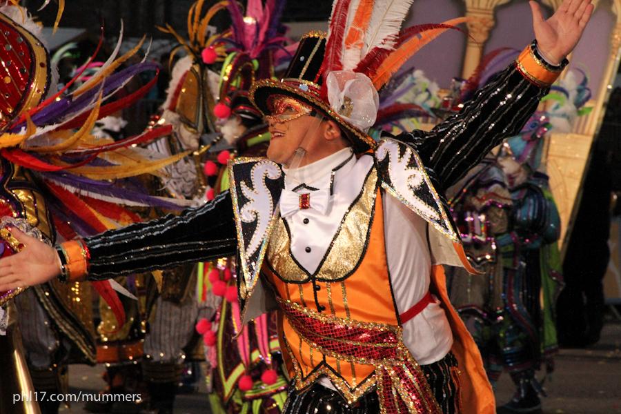 2014 Mummers Parade-0229