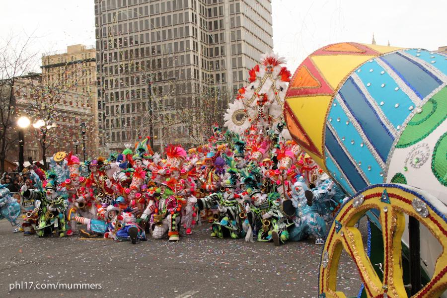2014 Mummers Parade-0231