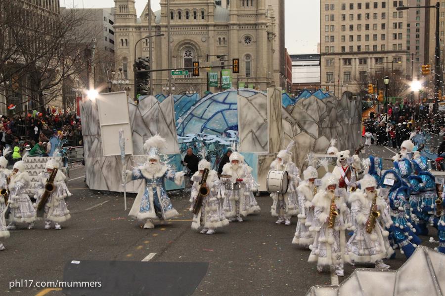 2014 Mummers Parade-0236