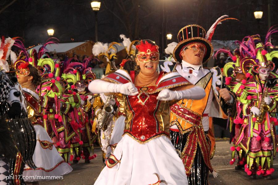 2014 Mummers Parade-0243