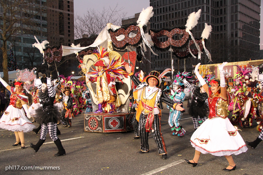 2014 Mummers Parade-0246