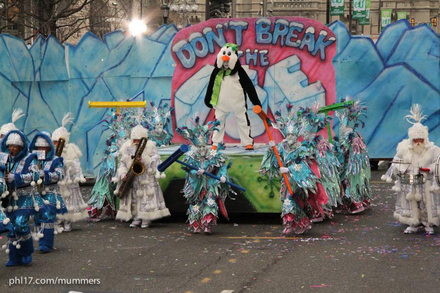 2014 Mummers Parade-0258